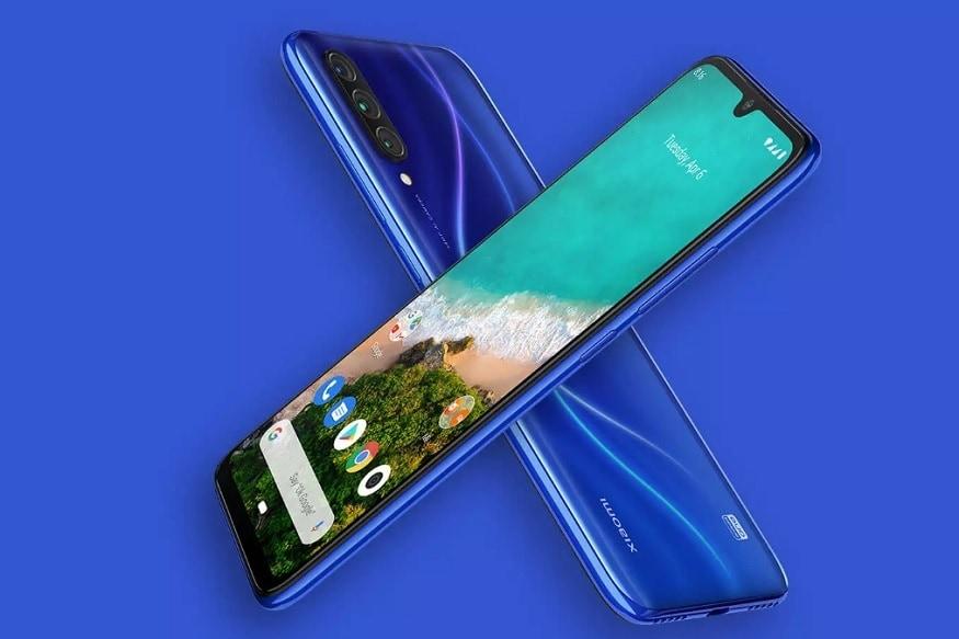 શિયોમીનો નવો સ્માર્ટફોન Mi A3 આજે વેચાણ માટે ઉપલબ્ધ કરાવવામાં આવી રહ્યો છે. એમેઝોન અને એમઆઇ વેબસાઇટ પર 12 વાગ્યે વેચાણ શરૂ થશે. ગ્રાહકો આ ફોનને 12,999 રૂપિયાની પ્રારંભિક કિંમતે ખરીદી શકે છે. આ ફોનની કિંમત 4 જીબી + 64 જીબી વેરિએન્ટ્સની છે.