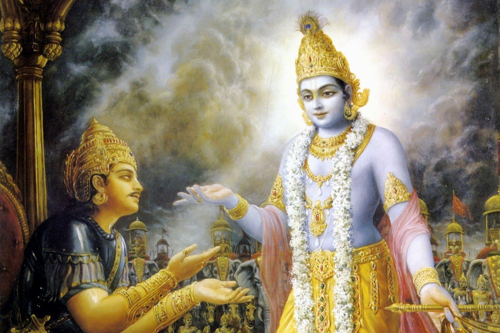 આમ તો શ્રી કૃષ્ણની અનેક રાણીઓ હતી, જેમાંથી એક જામવંતની પુત્રી જામવંતી પણ હતી. શ્રી કૃષ્ણ અને જામવંતીના લગ્ન પાછળ એક કહાની પણ છે. પુરાણો અનુસાર કિંમતી રત્ન મેળવવા માટે ભગવાન કૃષ્ણ અને જામવંત વચ્ચે 28 દિવસ યુદ્ધ ચાલ્યું હતું. યુદ્ધ દરમિયાન જ્યારે જામવંતે કૃષ્ણના ખરા સ્વરૂપને ઓળખી લીધુ, ત્યારે તેણે મણિ સહિત તેમની પુત્રી જામવંતીનો હાથ પણ સોંપી દીધો.