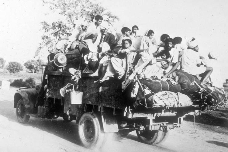 ભારત-પાકિસ્તાનની આઝાદીના સમયે ભાગલાના દુઃખ સાથે લાહોર પહોચેલું એક મુસ્લિમ પરિવાર.