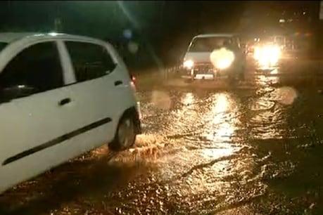 અમદાવાદમાં મેઘરાજાની ધમાકેદાર એન્ટ્રી, એક કલાકમાં 2 ઇંચ વરસાદ