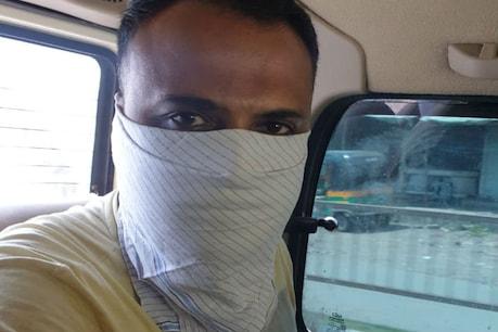 CM રૂપાણીની ગાડીની વાયરલ તસવીર મામલે સુરતના શખ્સની ધરપકડ