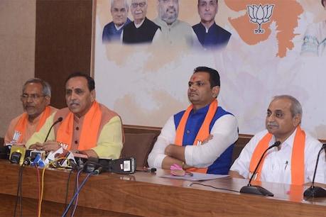 પેટા ચૂંટણી : BJP રવિવારે 12 વાગ્યા પછી ઉમેદવારોના નામ જાહેર કરશે