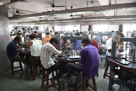 અમદાવાદ: હીરા ઉદ્યોગમાં મંદીના કારણે 30 ટકા કારખાના બંધ