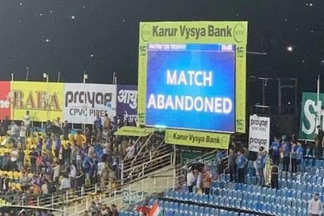 IND vs SA : વરસાદના કારણે પ્રથમ ટી-20 મેચ રદ