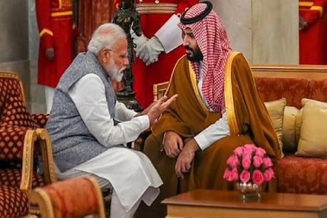 PM મોદી બે દિવસના સાઉદી અરેબિયાના પ્રવાસે, પ્રિન્સ સલમાનને મળશે