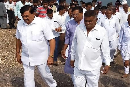જસદણનું રાજકારણ ગરમાયું, BJPનાં ભરત બોઘરા અને પોપટ રાજપરાનાં સામસામે આરોપો