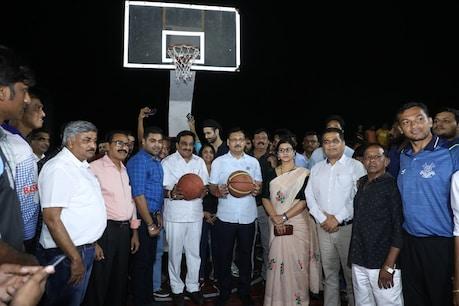 સુરતમાં ગુજરાત બાસ્કેટબોલ ચેમ્પિયનશિપ-2019નો પ્રારંભ