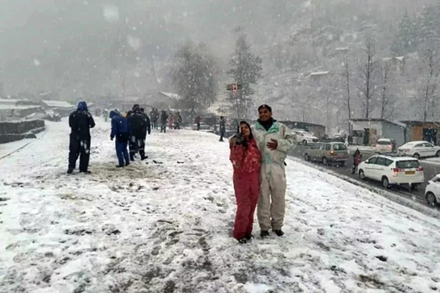 હિમાચલમાં બે દિવસ માટે યલો એલર્ટ છે. 16 ડિસેમ્બરે રાજ્યનું હવામાન સામાન્ય થશે.