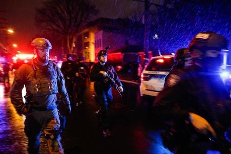 અમેરિકાના ન્યૂજસીમાં અંધાધૂંધ ફાયરિંગ, પોલીસ અધિકારી સહિત 6નાં મોત