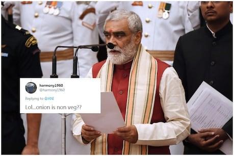 નૉન-વેજ ડુંગળી? ડુંગળીનો ભાવ ન જાણવા માટે BJP મંત્રીનો અજીબોગરીબ જવાબ