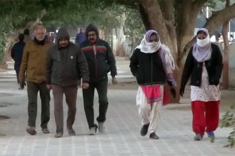 ગુજરાતીઓ વધારે ઠંડી માટે તૈયાર રહો, કોલ્ડવેવની આગાહી