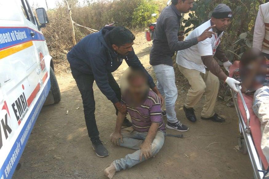 આ અકસ્માત વિસાવદર ધારી રોડ પર વિસાવદરથી 15 કિમી દૂર લાલપુર પાસે સર્જાયો હતો. અકસ્માતની જાણ પોલીસને થથા બચાવ ટીમ અને પોલીસ સ્થળ પર પહોંચી ગઈ હતી, ઘાયલોને તત્કાલિન સારવાર માટે નજીકની હોસ્પિટલોમાં ખસેડવાની કામગીરી હાથ ધરવામાં આવી હતી.