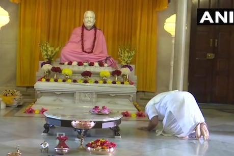 PM મોદીએ સ્વામી વિવેકાનંદને શ્રદ્ધાંજલિ અર્પી, કહ્યું- બેલૂર મઠ મારા ઘર જેવો