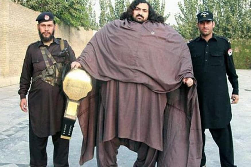 પાકિસ્તાની હલ્ક (Pakistani Hulk)ના નામથી જાણીતા 27 વર્ષથી અરબાબ ખિજ્ર હયાત (Arbab Khizer Hayat)ને લગ્ન (Marriage) માટે કન્યાની તલાશ છે.