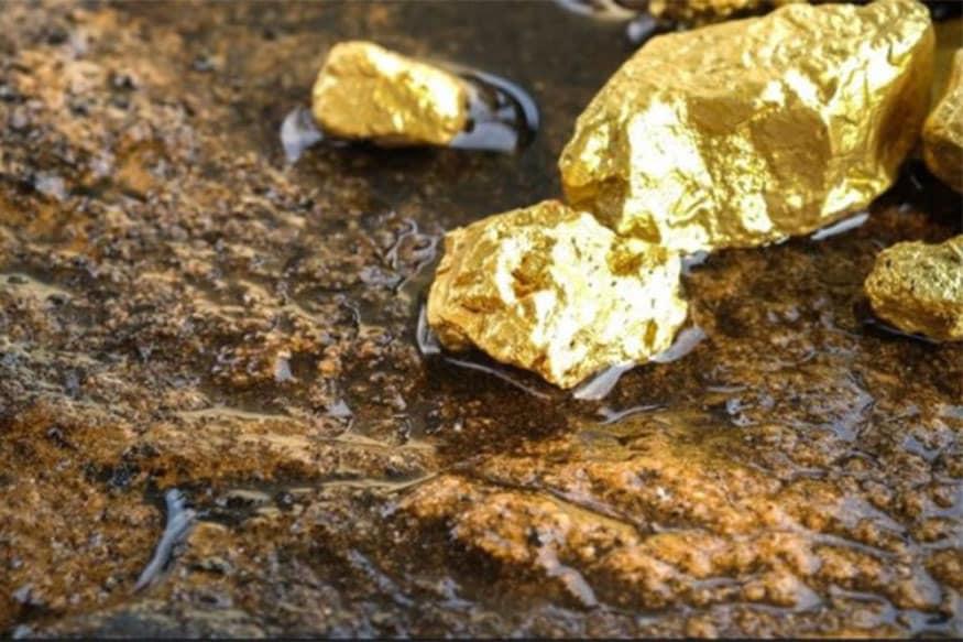 નવી દિલ્હી : ઉત્તર પ્રદેશ (Uttar Pradesh)ના સોનભદ્ર (Sonbhadra) જિલ્લામાં જમીન નીચે સોનું (Gold) મળવાની ચર્ચા ચાલી રહી છે. જમીન નીચેથી મળેલું સોનું આશરે ત્રણ હજાર ટન જેટલું છે. ઉત્તર પ્રદેશના ભૂસ્તર અને ખાણ-ખનીજ વિભાગ આ અંગેની પુષ્ટિ કરી ચુક્યું છે. સોનભદ્રમાં સોનાની શોધ પર કામ કરનાર અધિકારી ડૉક્ટર પૃથ્વી મિશ્રાએ આ અંગેનો ખુલાસો કર્યો હતો કે અહીં સોનાનો મોટો પહાડ (Gold Rock) છે. સોનાનો આ પહાડ એક કિલોમીટરથી લાંબો અને 18 મીટર ઊંડો છે. આ પહાડની પહોળાઈ 15.15 મીટર જેટલી છે.