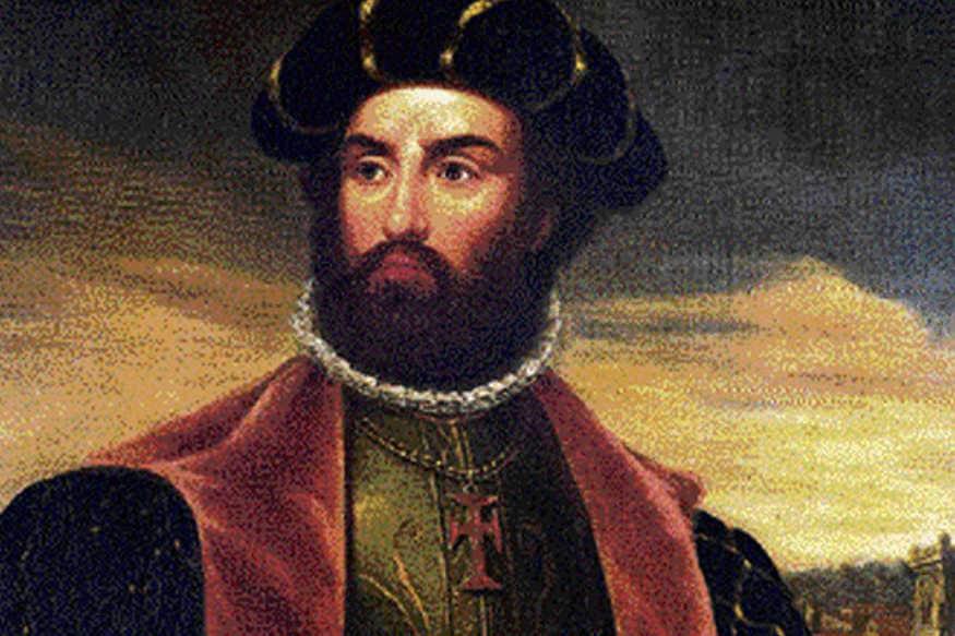 1502: વાસ્કો-ડી-ગામા (Vasco da Gama) ભારતના બીજા પ્રવાસ માટે જહાજમાં લિસ્બનથી રવાના થયા.