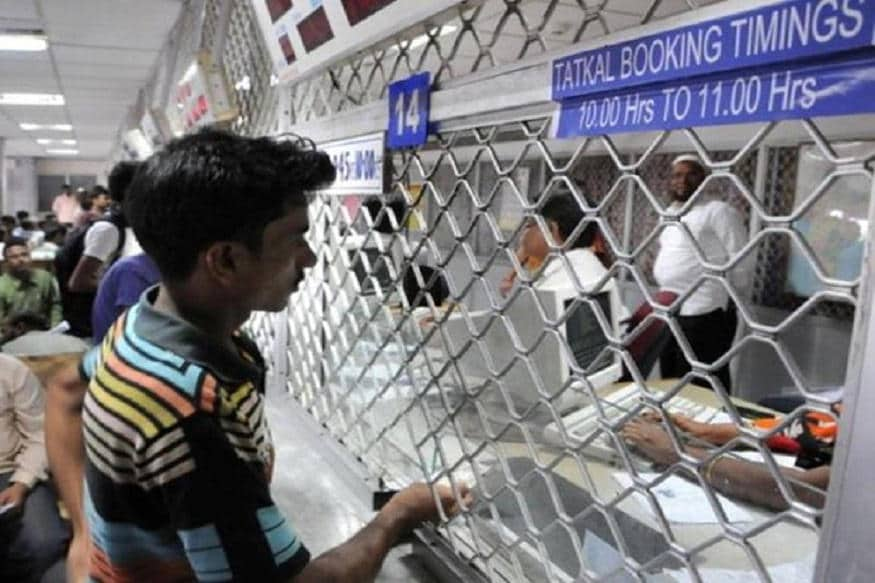 વિભુ પટેલ, અમદાવાદ : કોરોના વાયરસ (Coronavirus)ને લઈ ભારતીય રેલવે (Indian Railways) દ્વારા પ્રવાસીઓની સુરક્ષા અને સ્વાસ્થ્ય માટે મહત્ત્વનો નિર્ણય લીધો છે. પ્લેટફોર્મ ટિકિટના ભાવમાં વધારો કર્યો છે. પ્લેટફોર્મ ટિકિટ 10 રૂપિયા હતી જે વધારીને 50 રૂપિયા કરી દેવામાં આવી છે. આ નવા દર મધ્યરાતથી અમલી થઈ ગયા છે.