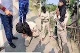 અધિકારીની તુમાખી! લૉકડાઉનમાં કાર રોકીતો પોલીસકર્મીને કરાવી ઉઠક-બેઠક