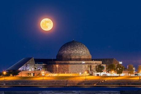 હનુમાન જયંતીએ જોવા મળશે Super Pink Moonનો અદભૂત નજારો, જાણો શુભ સંયોગ