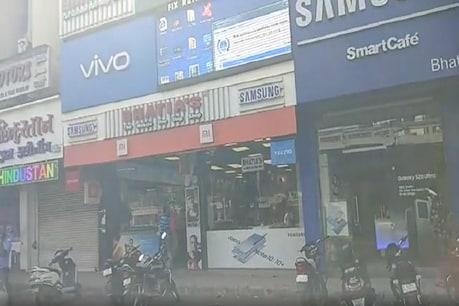 સુરત : સરકારી ગાઈડલાઈન્સની ઐસી-તૈસી, કન્ટેનમેન્ટ વિસ્તારમાં પણ દુકાનો ખુલતા તંત્ર દોડતું થયું