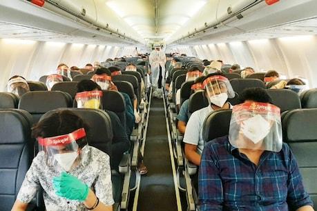 આજથી રાજકોટ-મુંબઈ વચ્ચે વિમાન સેવા શરૂ, મુંબઈથી 75 મુસાફર રાજકોટ આવી પહોંચ્યા