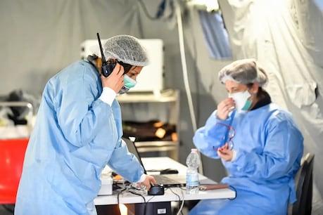 કોરોના વાયરસ : રાજ્યમાં નવા 577 કેસ નોંધાયા, 24 કલાકમાં 18 દર્દીના મોત