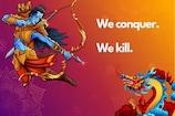 ચીન પર ભારતના પ્રહારથી ખુશ છે તાઇવાન? ડ્રેગનને મારતા ભગવાન રામનું પોસ્ટર Viral