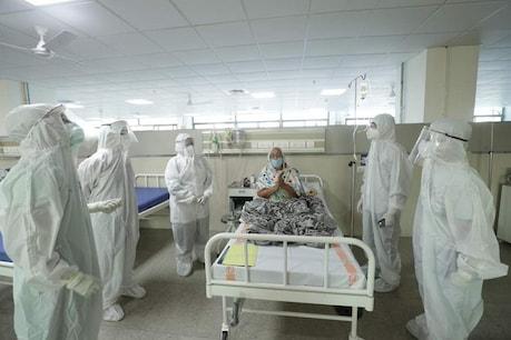 અમદાવાદ : તબીબોની ટીમ કોરોનાગ્રસ્ત દર્દીઓને આપે છે મ્યુઝિકલ થેરાપી