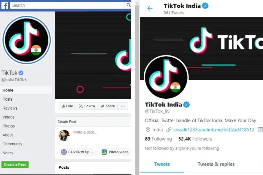 નોંધનીય છે કે, ટિકટોકનો પહેલાથી જ વિરોધ થઈ રહ્યો છે. આવી પરિસ્થિતિમં એપે પ્રોફાઇલ ફોટોમાં ભારતનો તિરંથો લગાવીને ગ્રાહકોની સાથે પોતાનો જોડાવ દર્શાવ્યો છે. ટિકટોકના ઓફિશિયલ ફેસબુક પેજ પર 1.5 કરોડથી વધુ ફોલોઅર્સ છે.