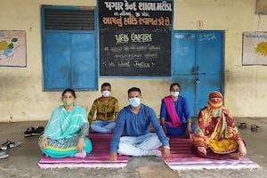 4200 પે ગ્રેડ : ગુજરાત સરકારની સામે 6000થી વધુ શિક્ષકોએ કર્યા એક દિવસના પ્રતિક ઉપવાસ