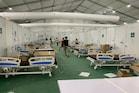 ગલવાનના શહીદોની યાદમાં DRDOએ માત્ર 11 દિવસમાં બનાવી 1000 બૅડવાળી કોવિડ-19 હૉસ્પિટલ