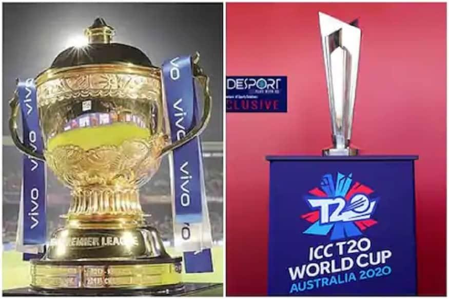 નવી દિલ્હી : ઓક્ટોબરમાં યોજાનાર ટી-20 વર્લ્ડ કપ (T20 World Cup 2020) સ્થગિત થાય તે નિશ્ચિત બની ગયું છે અને આ સપ્તાહે જાહેરાત કરવામાં આવે તેવી સંભાવના છે. ઓસ્ટ્રેલિયાના મીડિયા રિપોર્ટ્સ પ્રમાણે ટી-20 વર્લ્ડ કપ દરમિયાન ઇન્ડિયન પ્રીમિયર લીગ 2020નું આયોજન થશે અને સપ્ટેમ્બરમાં ઓસ્ટ્રેલિયા ક્રિકેટ ટીમ ઇંગ્લેન્ડ સામે વન-ડે શ્રેણી રમશે.