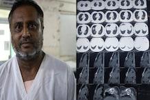 છાતીના ભાગમાં 30 ઘન સેમી જેટલી કેન્સરની ગાંઠ હતી, સિવિલે ટ્યૂમર કાઢી આપ્યું નવજીન