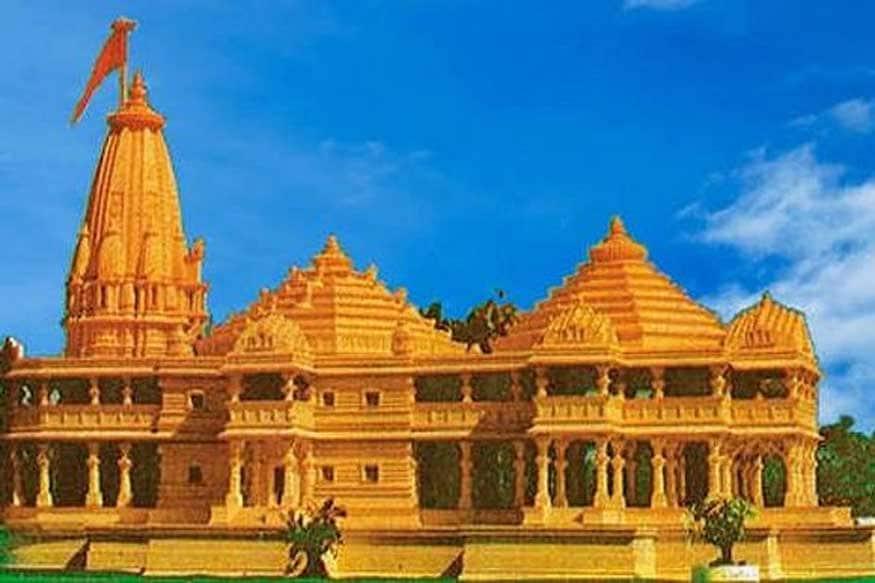 રામ મંદિરના પક્ષમાં ચૂકાદો આવ્યા બાદ પાંચમી ઓગસ્ટથી મંદિર નિર્માણના કામનો પ્રારંભ થશે. જેને લઈને દેશ જ નહીં પરંતુ વિદેશમાંથી પણ ભક્તો નિર્માણમાં પોતાનો ફાળો આપવા માટે તલપાપડ છે. વિદેશમાં રહેતા રામ ભક્તો દાન આપવા માટે સતત મંદિર ટ્રસ્ટનો સંપર્ક કરી રહ્યા છે. પરંતુ ટ્રસ્ટ વિદેશ ચલણમાં દાન લેવાનો ઇન્કાર કરી રહ્યું છે. (રામ મંદિર મોડલ)