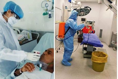 અમદાવાદ : પોતાનુ દુ:ખ ભૂલીને દર્દીઓની પીડા દૂર કરતા સિવિલના આ સફાઈકર્મીઓ