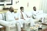 CM ગેહલોતના ઘરે પહોંચ્યા સચિન પાયલટ, 34 દિવસ પછી પ્રથમ મુલાકાત