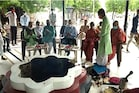 Photos: અમિત શાહના સારા સ્વાસ્થ્ય માટે સાળંગપુર મંદિરમાં કરાયો મારુતિ યજ્ઞ