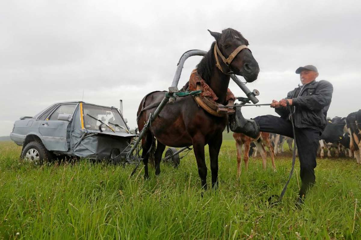 AFPને આપેલા ઇન્ટરવ્યૂમાં યૂસિકોવે જણાવ્યું કે તેનો આ આવિષ્કાર ઘણો સારો છે અને તે કોઈને નિરાશ તો નથી કરતો. (Image: Reuters)