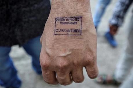 અમદાવાદઃ ક્વૉરન્ટીન કરાયેલો corona પોઝિટિવ દર્દી એક જ દિવસમાં ભાગી ગયો, પોલીસ થઈ દોડતી