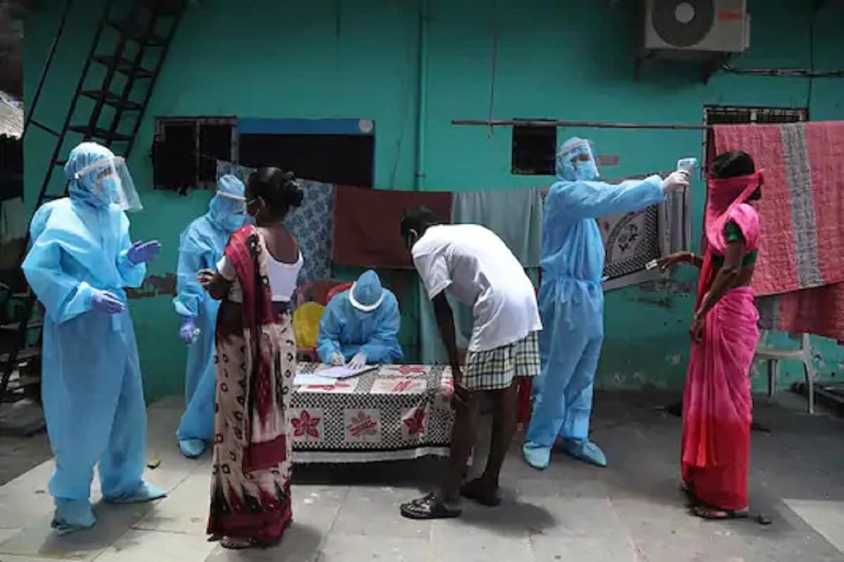 ગુજરાત સરકારના આરોગ્ય વિભાગ દ્વારા એવો દાવો કરવામાં આવ્યો છે કે છેલ્લા 24 કલાકમાં રાજ્યમાં 50,124 ટેસ્ટ કરવામાં આવ્યા છે. જેના કારણે પર મિલિનય 771 ટેસ્ટનો દર ગુજરાત રાજ્યએ મેળવ્યો છે. જ્યારે રાજ્યમાં સાજા થવાનો દર 77.15 ટકાએ પહોંચ્યો છે. (પ્રતીકાત્મક તસવીર)
