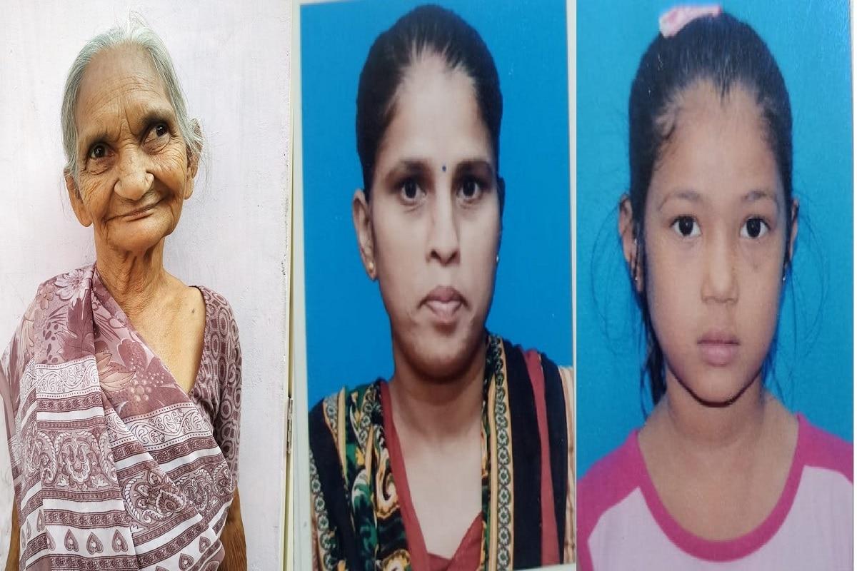 Triple muder case) ધોળકાના કેલીયા વાસણા ગામે એક જ પરિવારની 3 મહિલાની હત્યા (three woman in Dholka ahmedabad) કેસમાં આરોપીની ધરપકડ કરવામાં આવી છે.આરોપી એ ધારીયા વડે પડોશમાં રહેતી 2 મહિલા અને એક બાળકી ની હત્યા કરી નાખી હતી.પોલીસ ગિરફત માં આવેલો (Accused of dholka woman triple murder case )આરોપી એ ક્રૂરતા ની તમામ હદ પાર કરી એકજ પરિવાર ના 3 પેઢી ને મોત ના ઘાટ ઉતારી દીધા છે.