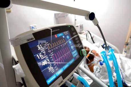 કોવિડ 19 મૃત્યુ દર 2.15 ટકા થવા પર કેન્દ્રએ સ્વદેશી વેન્ટિલેટરના નિકાસને આપી છૂટ