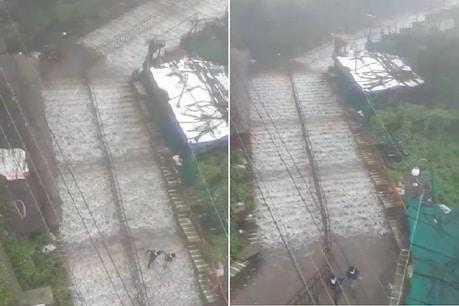 Video : યાત્રાધામ પાવાગઢમાં વરસાદી માહોલ, નયનરમ્ય દ્રશ્યો સર્જાયા