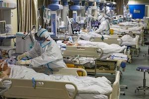 રાજ્યમાં કોરોના વાઇરસના રેકોર્ડબ્રેક 6021 નવા કેસ, 55 વધુ દર્દીનાં દુ:ખદ નિધન