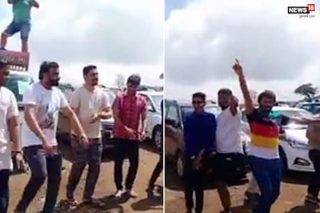 સાપુતારા : 'પંખીડા રે ઉડી જાજો..,' PASS કાર્યકરોનો કોરોના કાળમાં ગરબા રમતો Video થયો Viral