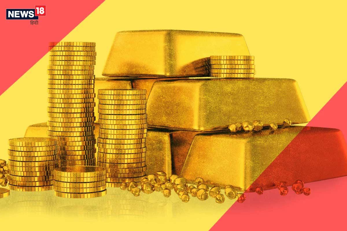 દરમિયાન સોમવારે કોરોનાવાયરસ રસી વિશેના સારા સમાચારને કારણે, આંતરરાષ્ટ્રીય સ્તરે સોનાના (Gold price Today) ભાવમાં ભારે ઘટાડો થયો હતો. સમાચાર એજન્સી રોઇટર્સના જણાવ્યા અનુસાર આંતરરાષ્ટ્રીય સ્તરે સોનાના ભાવમાં 7 ટકાથી વધુ (Gold price Srump 7%) ઘટાડો થયો છે. નિષ્ણાતો કહે છે કે ટકાવારીના હિસાબે 2013 પછી એક દિવસમાં સોનાનો આ સૌથી મોટો ઘટાડો છે. આ સંકેતોની અસર સ્થાનિક બજારમાં પણ જોવા મળશે.