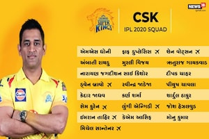 IPL 2020: કોની ટીમમાં રમશે કયો ખેલાડી, આઈપીએલની આઠ ટીમોના પ્લેયર્સ વિશે જાણો