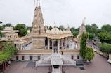 શાહીબાગ સ્વામિનારાયણ મંદિરમાં BAPSના 28 સાધુ -સંતો, કર્મચારી કોરોના પોઝિટિવ