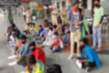 અમદાવાદઃ બિહારથી ગુજરાતમાં બાળમજૂરી માટે લવાયેલા 32 બાળકોને રેસ્ક્યૂ કરાયાં