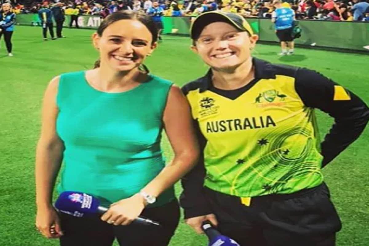 નેરોલી મિડોજ ઓસ્ટ્રેલિયાની રહેવાસી છે અને એક સ્પોર્ટ્સ એન્કર તરીકે ક્રિકેટની દુનિયામાં જાણીતું નામ છે. ગત વર્ષ સુધી તે ફોક્સ સ્પોર્ટ્સ માટે કામ કરી રહી હતી. (Instagram)